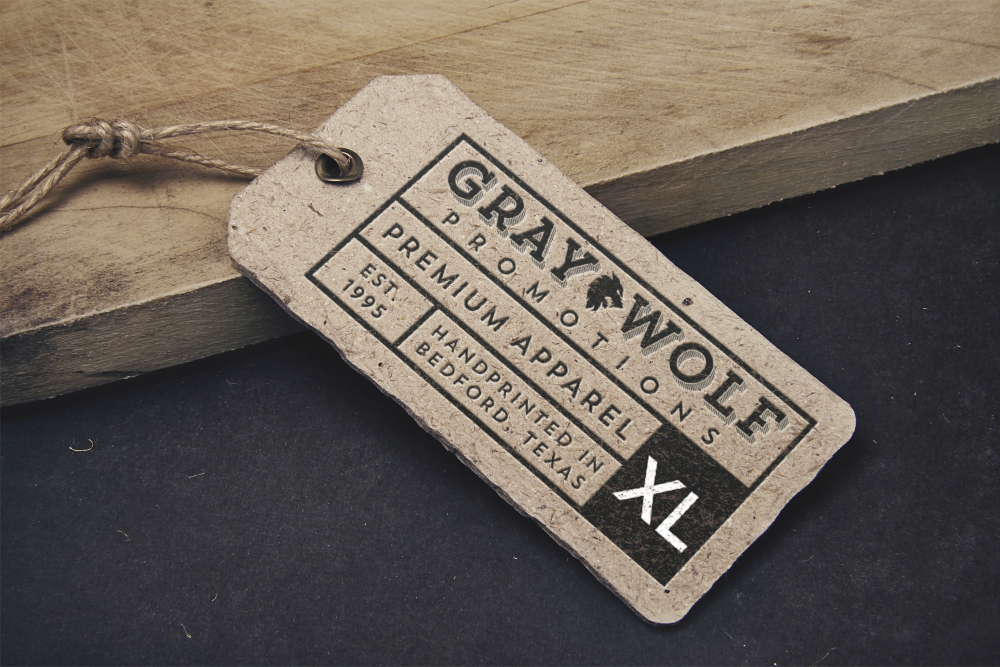 Gray Wolf Promotions Branding